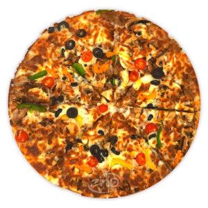 پیتزا رست بیف زینو