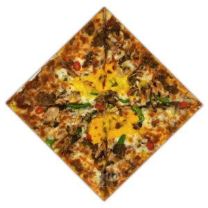 پیتزا میت ماشروم