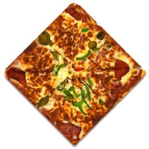 پیتزا پپرونی آمریکایی