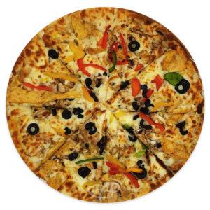 پیتزا چیکن سی سیلی
