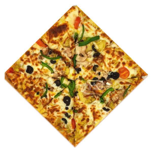 پیتزا چیکن زینو