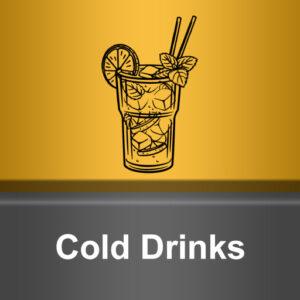 نوشیدنی های سرد