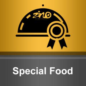 غذای ویژه زینو